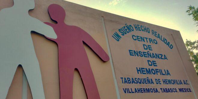 32 años, Tabasqueña de Hemofilia A.C.